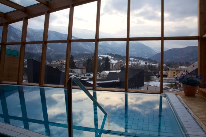 Spa at Bohinj Park Eco Hotel