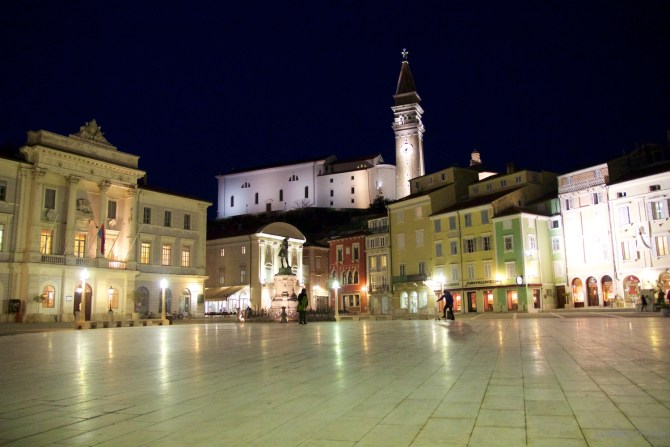Piran Tartini Square
