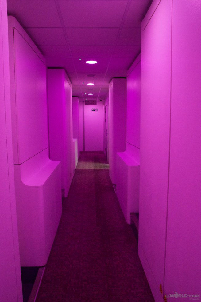 Yotel Hallway