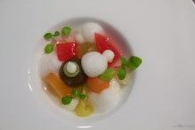 Pretty fruit starter