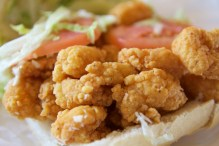Nola Shrimp Po Boy