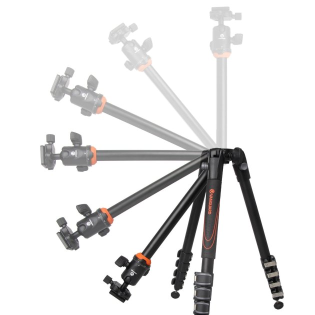 vanguard travel tripod