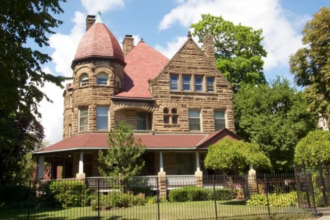 Kenwood Mansions