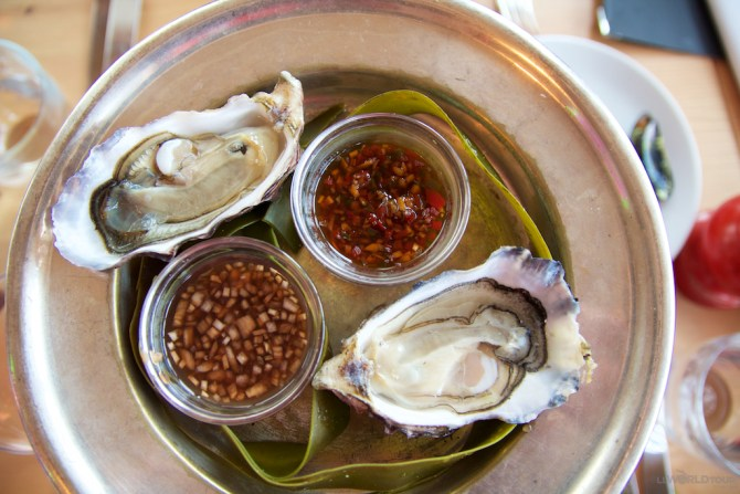 Hix Oyster & Fish House