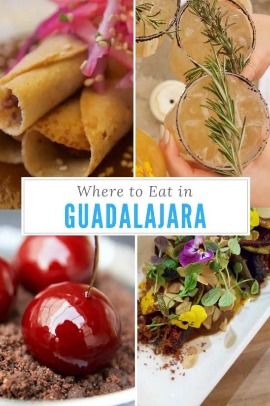 Where to Eat in Guadalajara