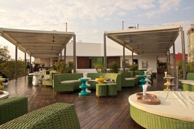 Condesa DF Rooftop Bar