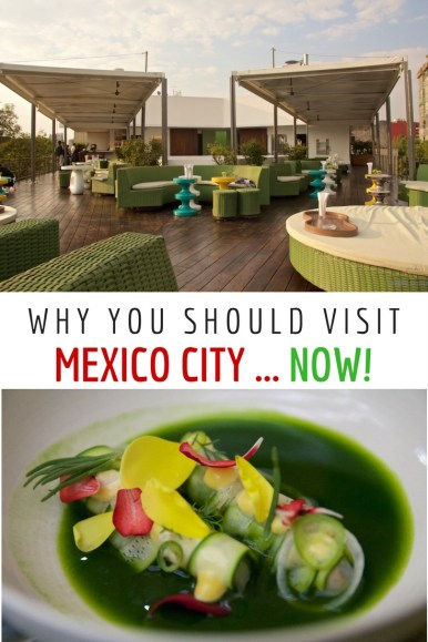 Why You Should Visit Mexico City