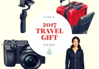 Lisa's 2017 Holiday Travel Gift Guide