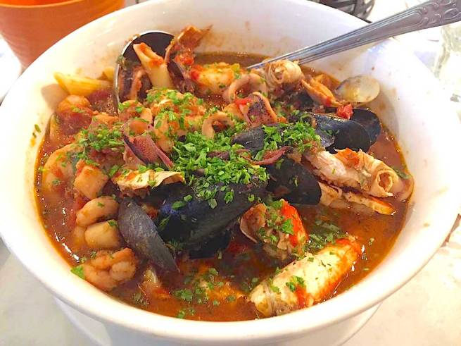 SFO crab-cioppino