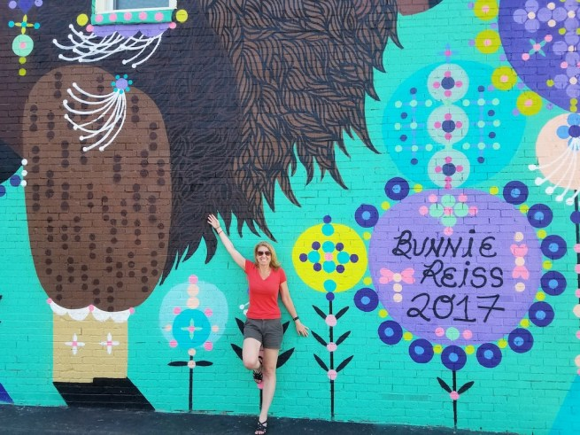 Bunnie Reiss Mural