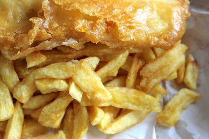 London fish_and_chips