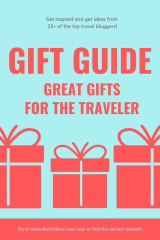 Gifts for someone going traveling