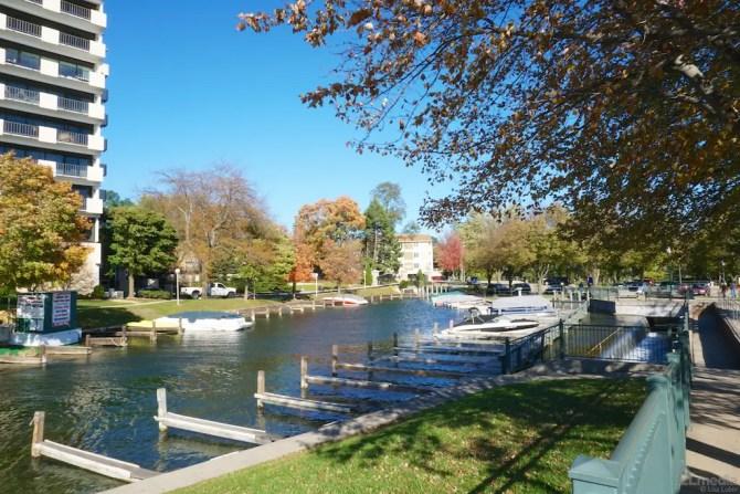 Lake Geneva in Autumn