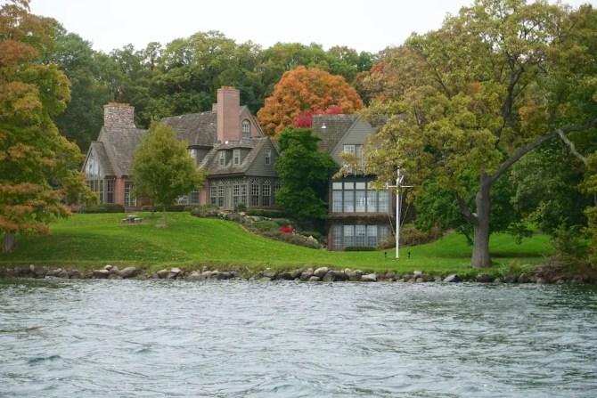 Lake Geneva mansions