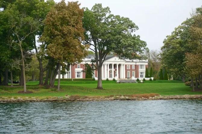 Lake Geneva Mansion