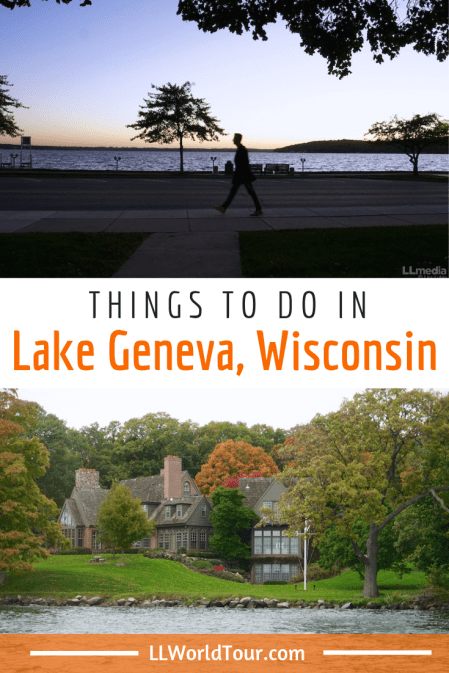 Things to do in Lake Geneva, Wisconsin