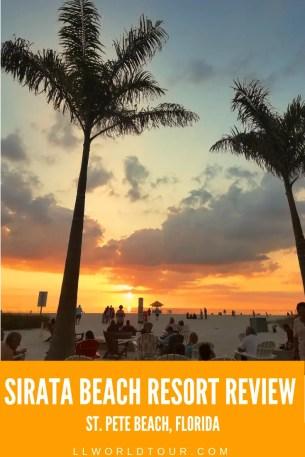 Sirata Beach Resort Review