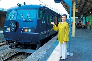 Photo of JR西日本「銀河」が運行開始! 斎藤ゆきと試乗レポート[PR] | Lmaga.jp