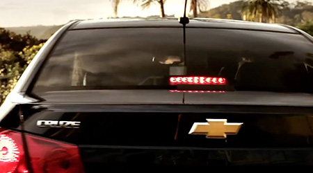 TV Commercial – Chevy Memories