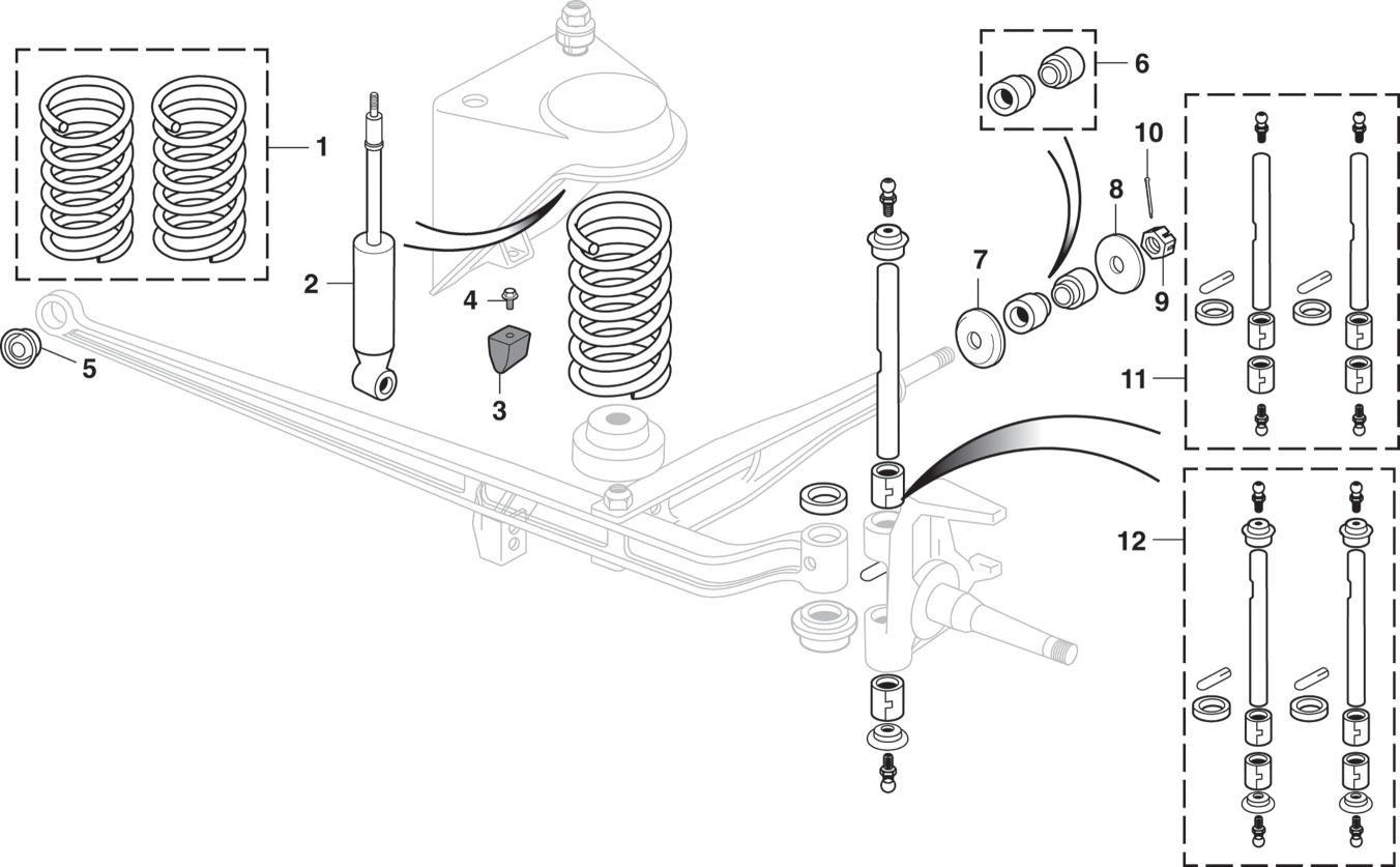 Ford F100 Wheels