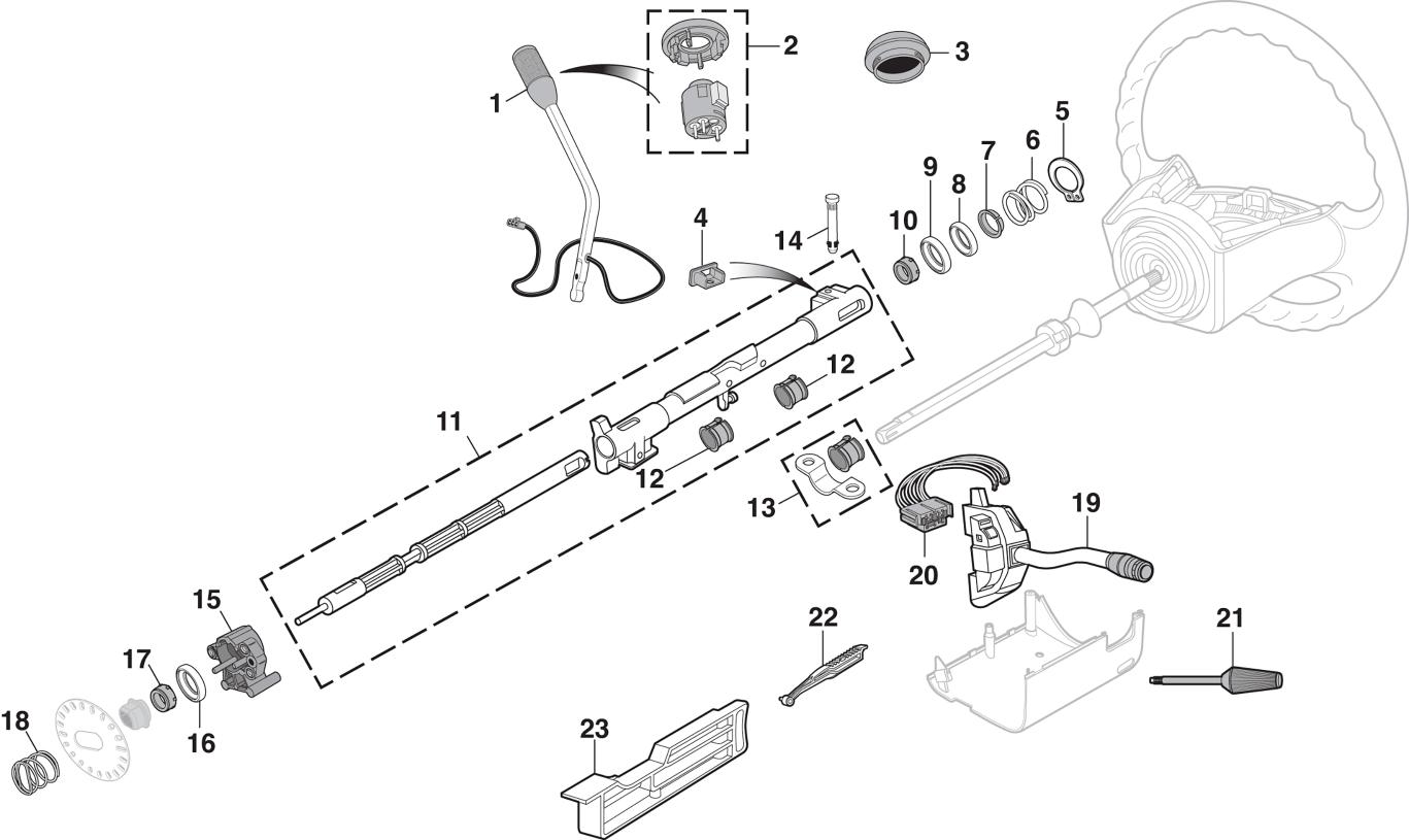 Ford Cargo Wiring Diagram