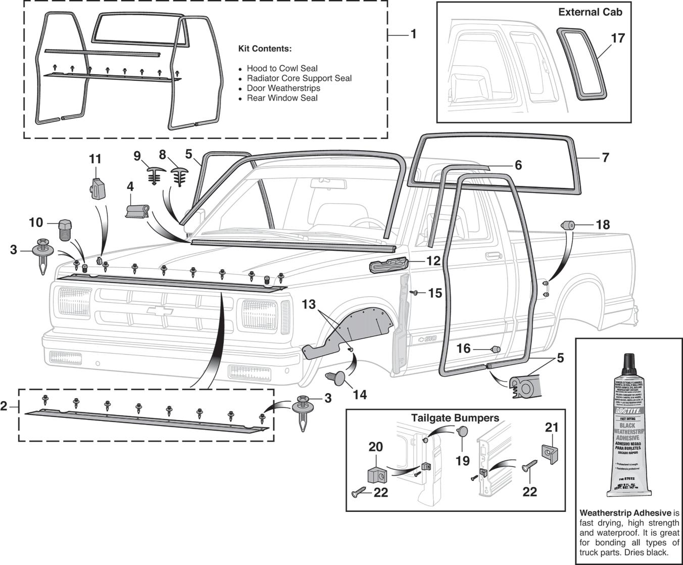 Sun Visor Chevy S10 Wiring Diagram