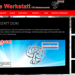 Die Werkstatt Doki WordPress Sites Referenzen