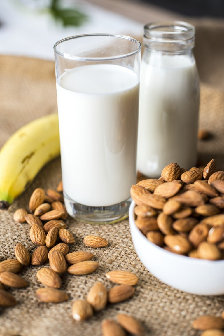 Comment faire son lait d'amande?
