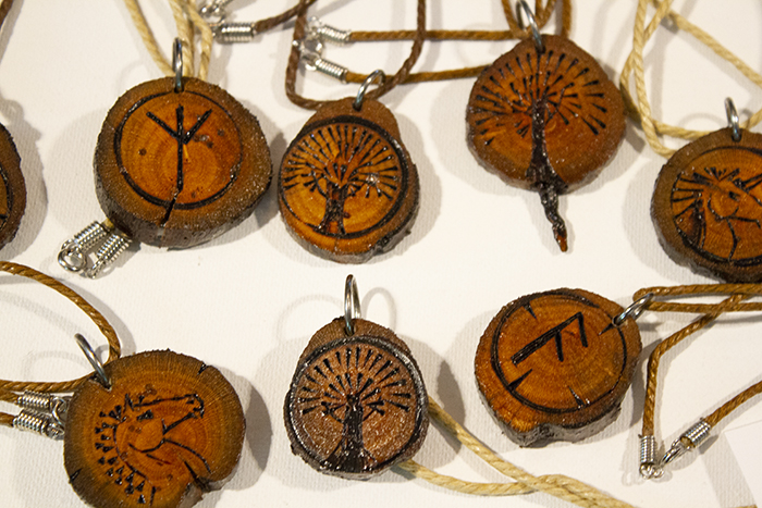 Runic Necklace