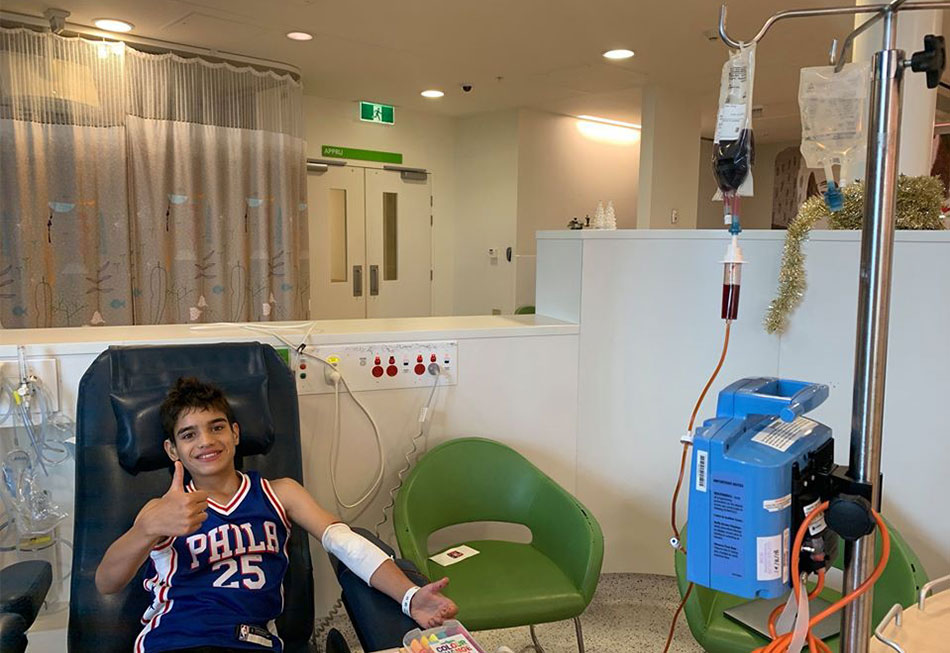 Final Visit To RCH For 2019