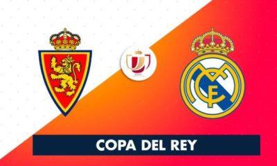 Real Zaragoza vs Real Madrid Reddit Soccer Streams 29 Jan 2020