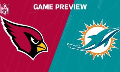 Miami Dolphins @ Arizona Cardinals Reddit NFL Streams 08 Nov 2020