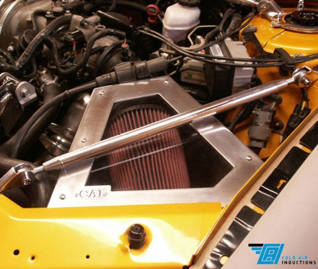 Cold Air Inductions  8l Grand Prix Monte Carlo Impala Regal Cold Air