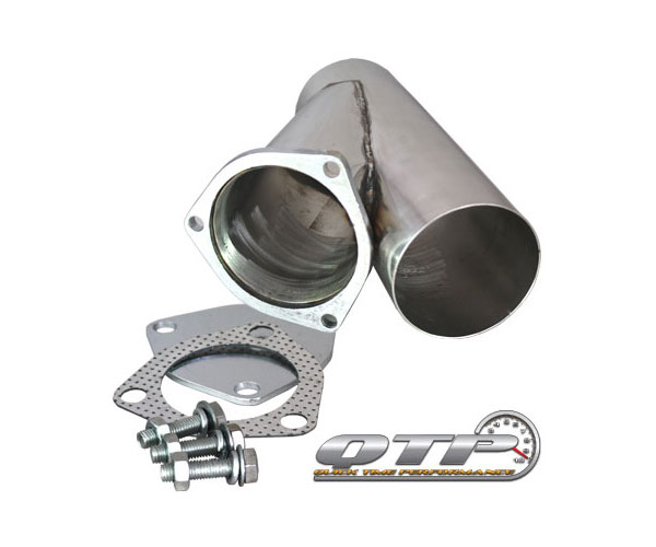 qtp 10400 qtec exhaust cutout y pipe 4in weld on 1950 2019