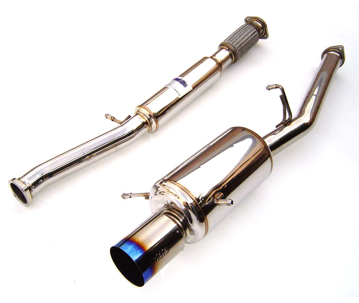 invidia g200 exhaust full cat back exhaust system