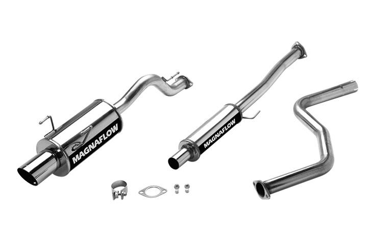 magnaflow 15652 exhaust system for acura integra gsr 1994 1999