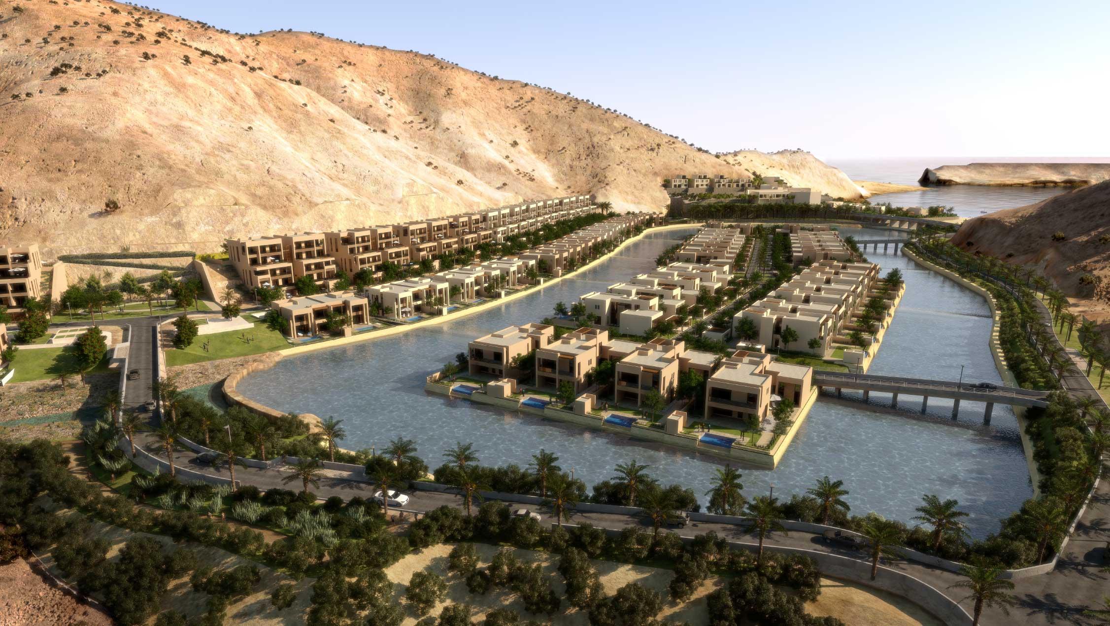 Landscape Design Oman