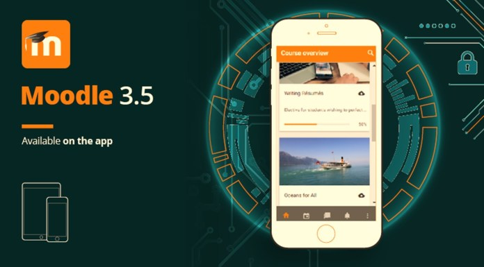 Moodle Mobile 3.5 Is Out! Check Out A Brand New Look, Navigation Enhancements And Advanced Admin Control | La Aplicación Moodle 3.5 para Móviles Android y iOS Ya Está Disponible