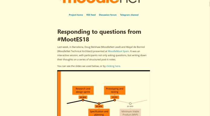 No Monetization Plans In Sight, MoodleNet Attempts To Answer The Community's Pressing Questions