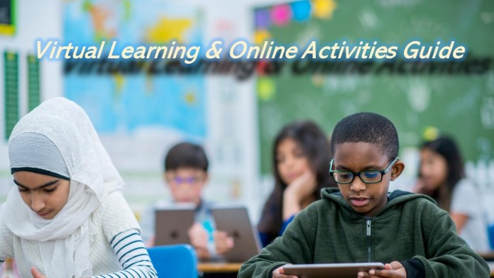 Virtual Learning & Online Activities Guide