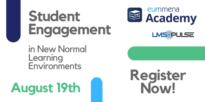 Student Engagement Register Open
