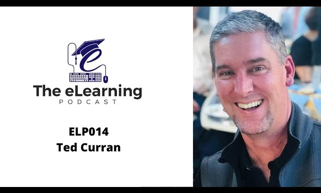 The eLearning Podcast — Ted Curran, Autodesk
