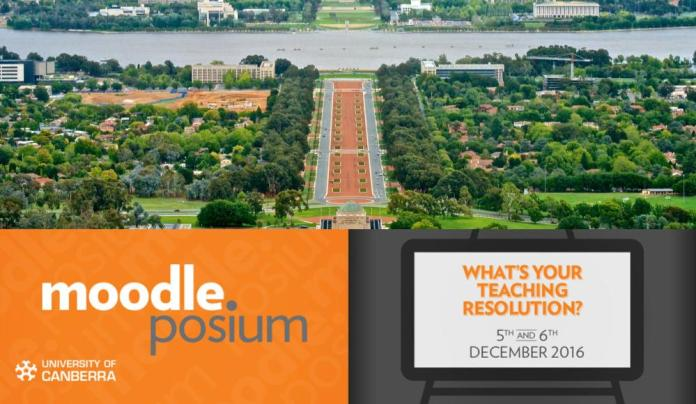 A Recap Of Moodleposium, The Moodle Summit To End 2016
