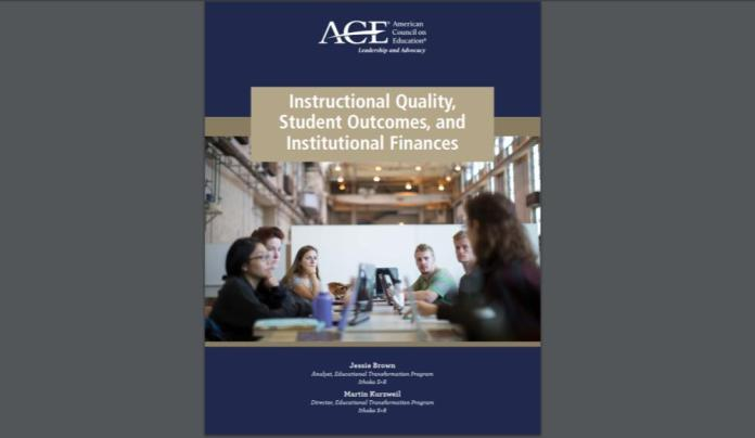 Do Online Programs Help Instructional Quality Better Than Face-To-Face Ones?