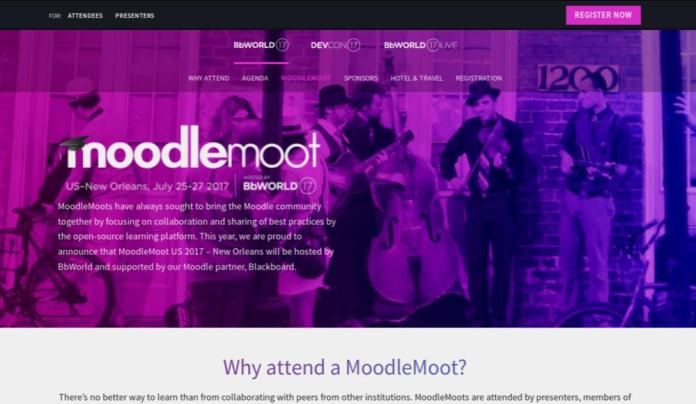 Call For Presentations Open For MoodleMoot US 2017 Until May 8th | CONVOCATORIA ABIERTA: MoodleMoot Estados Unidos 2017