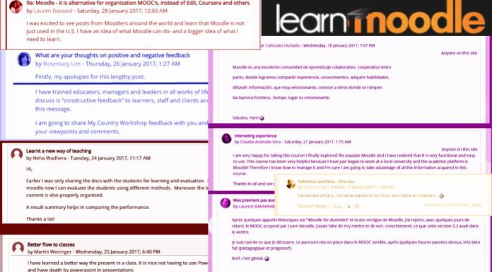 Confessions Of An Official Moodle MOOC Community Educator