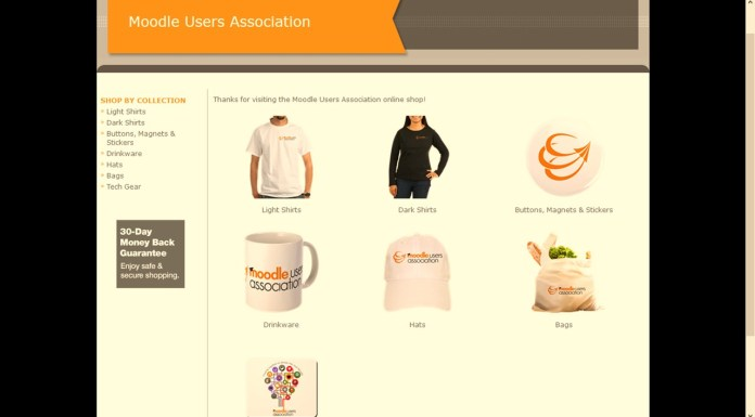 Wear the Moodle Users Association! March MUA Update