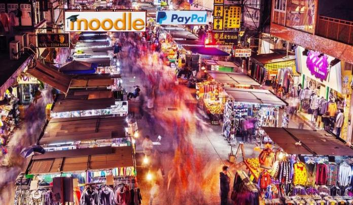 Enable PayPal To Sell Complete Full Courses Or Sections In Moodle