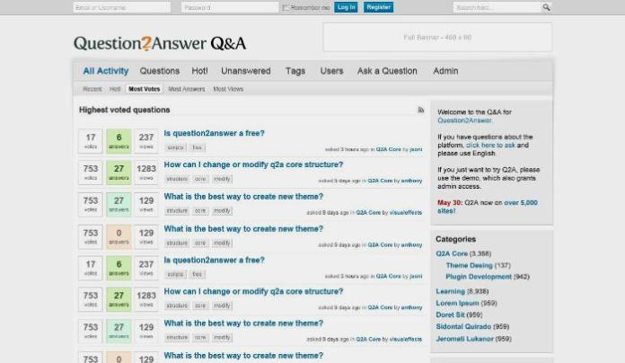 Experiment With ForumQ2A To Foster An Ongoing Flow Of Views In Your Moodle