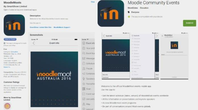 Follow The Moodle Event Of The Year From Anywhere With The MoodleMoot Australia App